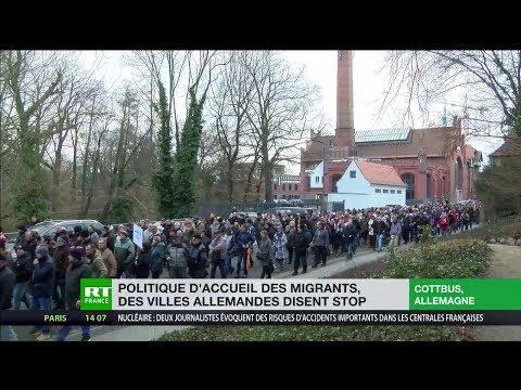 Politique migratoire : ces villes allemandes qui disent stop