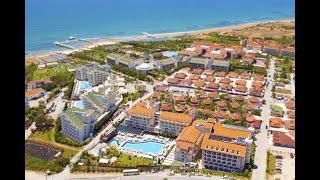 отель Diamond Beach Hotel Spa 5 All inclusive Сиде Турция обзор отеля все включено