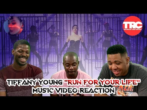 """Tiffany Young """"Run For Your Life"""" Music Video Reaction"""