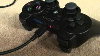ps3 controller not charging try this