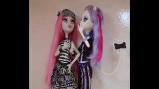 Monster High Happy New Year stopmotion. ( Special )