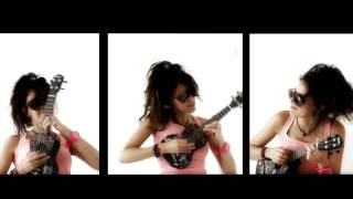 Rock Around the Clock - Ukulele and Vocal cover by CookiePine (Trudbol + Kartiv2)
