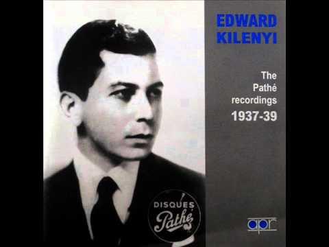 Edward Kilenyi plays Chopin Etudes op.10-1 (no.1~ no.6)