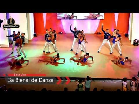 Salsa Viva en la 3a Bienal de Danza