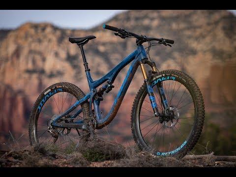 First Ride - Pivot Trail 429