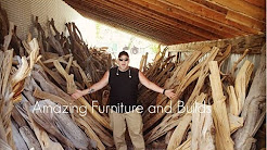 Amazing woodworking projects and people | Izzy Swan