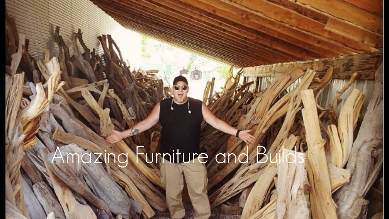 Amazing Woodworking Projects And People