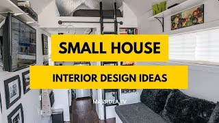 90+ Best Small House Interior Design Ideas in 2018