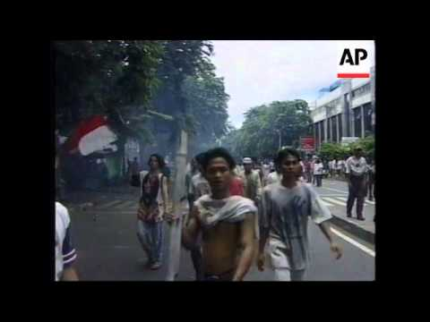 INDONESIA: JAKARTA: ETHNIC & RELIGIOUS TENSIONS CLAIM 6 LIVES (2)