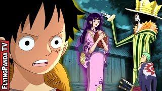 "LUFFY NEW FORCE | ""PRINCESS SAMURAI"" O-KIKU and a NEW NAKAMA! | One Piece chapter 914+"