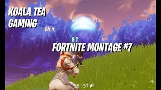 Fortnite Montage #7 - MGMT - Kids (Codeko Remix) - KTG CeeJayDuhh