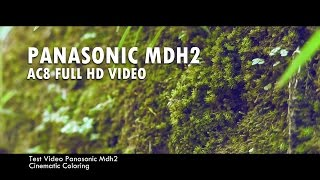 PANASONIC MDH2 AC8 TEST CINEMA VIDEO