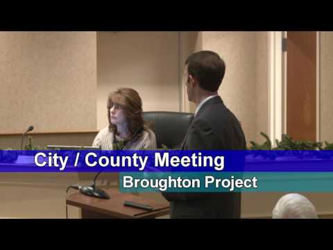 City County Joint Meeting, Dec. 20, 2017