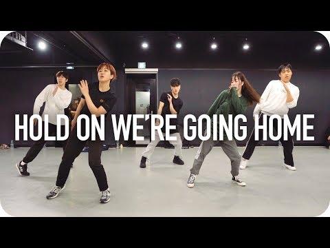 Hold On, We're Going Home - Drake Ft. Majid Jordan / Beginner's Class