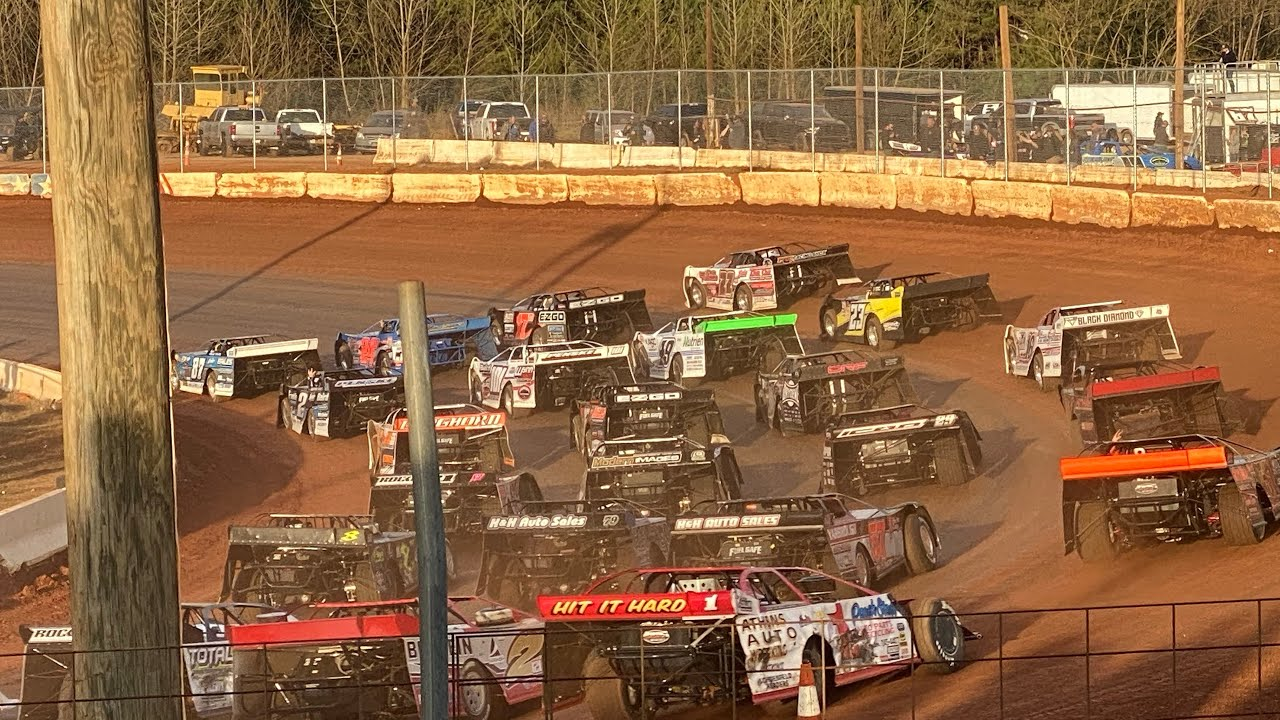 3/1/2020 Main Southern All Stars Super Late Models Cherokee Speedway