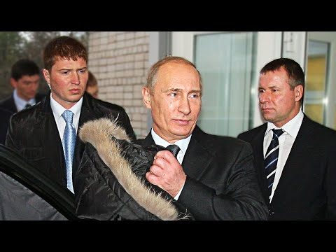 Vladimir Putin's Insane Security