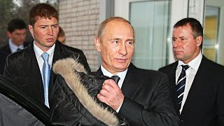 Vladimir Putin's Insane Security