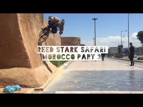 MOROCCO PART 3: RABAT STREET JAM - reed stark safari