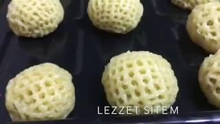 Kadayıflı bal peteği şuruplu tatlı tarifi/Nefis tatlı tarifi