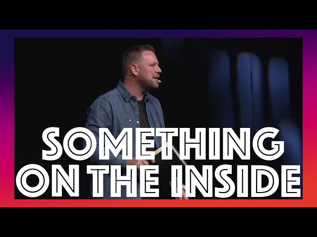 The is something in the inside of you   Pastor Samuel Wuytack