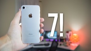 iPhone 7 (Silver) 48 Hours Later REVIEW! Water Tests + Camera Tests