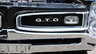 1966 Pontiac GTO 389 Tri-Power 4 Speed - $37,500 - Woo Hoo - Go Little GTO!