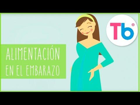 Tips de alimentación en el embarazo
