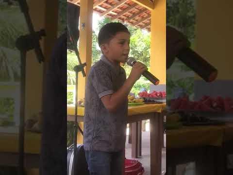 Rauan Fagundes talento de garrafão do norte Pará