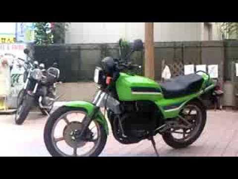 Kawasaki GPz400 カワサキ・GPZ400 グーリンモンスター