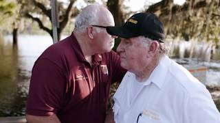 American Legion National Commander urges support for National Emergency Fund