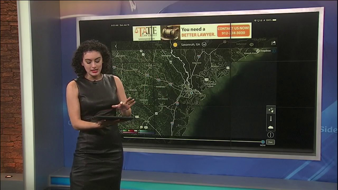 WSAV STORM TEAM 3 WEATHER APP DEMO 4