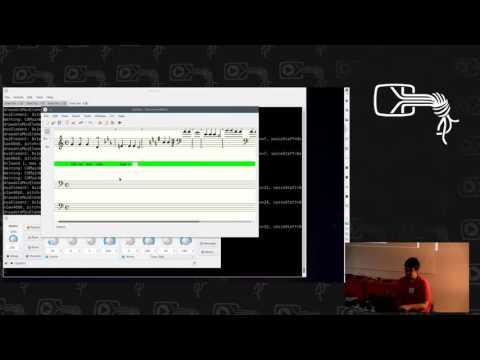 minilac16 Canorus - A next generation open source music score editor #minilac16