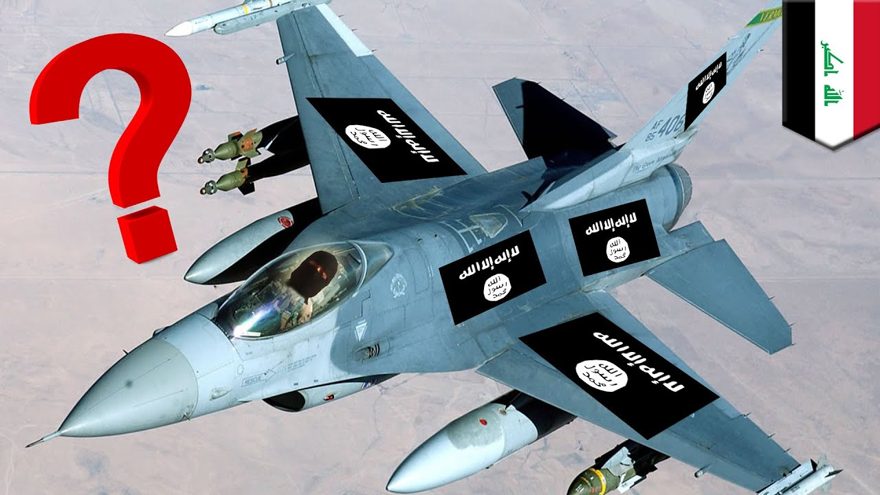 ISIS Air Force? Reports claim the militants have jets and are training to use them