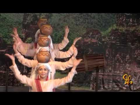 Múa Chăm Mỹ  Sơn - Quảng Nam, Part 1 of 3