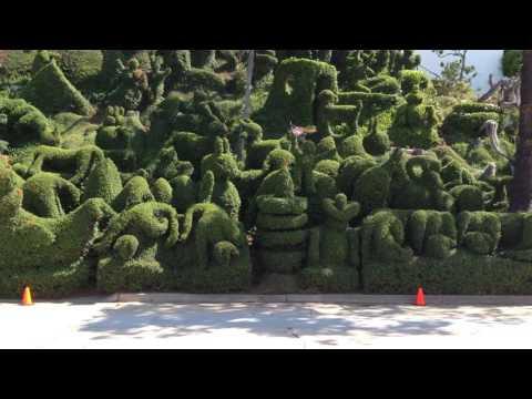 Harper's Topiary Garden San Diego 082816