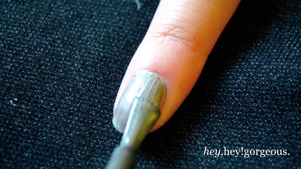 Tips: Magnetic Nail Polish - YouTube