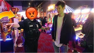 Game | POLICE KICKED ME OUT OF ARCADE FOR WINNING MEGA JACKPOTS! | POLICE KICKED ME OUT OF ARCADE FOR WINNING MEGA JACKPOTS!