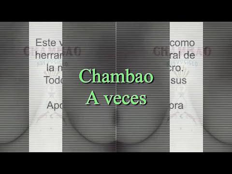 Chambao - Nuevo Ciclo (Disco completo)