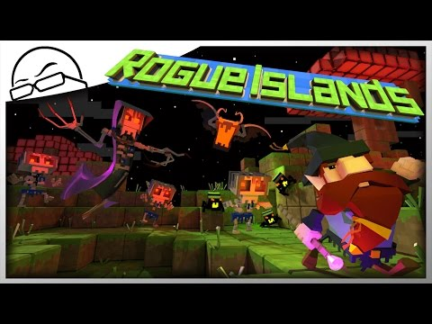 Up the Tree - Rogue Islands (Early Access) [Ep 1] - Let's Play Rouge Islands Gameplay