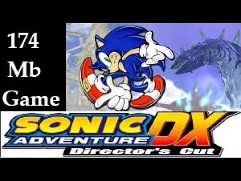 sonic dx adventure directors cut free download full version