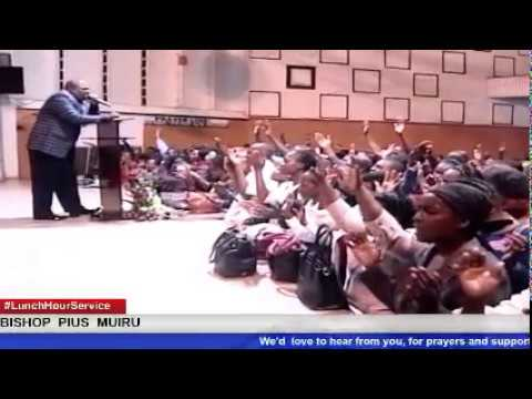 BSP. PIUS MUIRU - 2017 SERMONS:  NO MORE DELAY.
