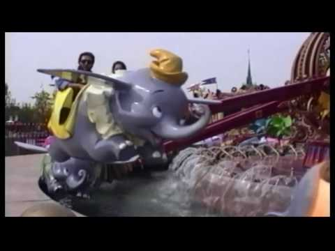 Nostalgie - Euro Disneyland en 1992
