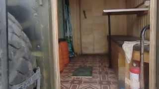 Передвижная баня на ГАЗ-66