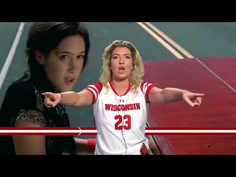 Badger Karaoke with Wisconsin Volleyball