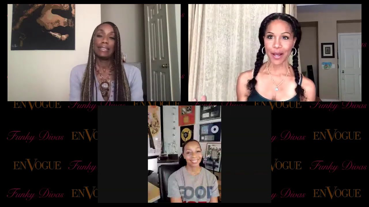 "En Vogue- ""Funky Divas Podcast"" with SWV"