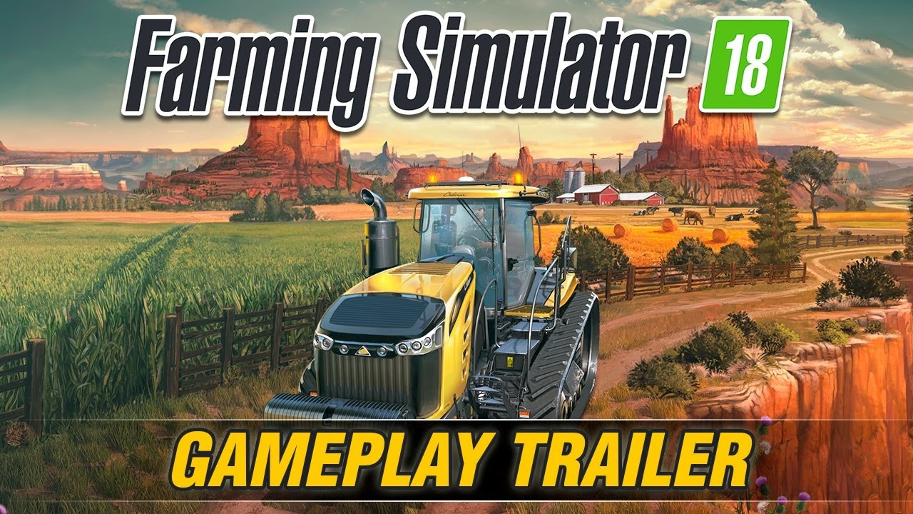 farming simulator 18 apk