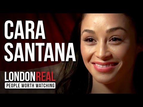Cara Santana - Glam - PART 1/2 | London Real