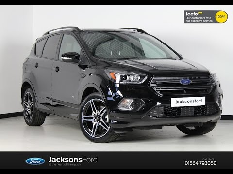 kuga 2 0 awd st line youtube. Black Bedroom Furniture Sets. Home Design Ideas