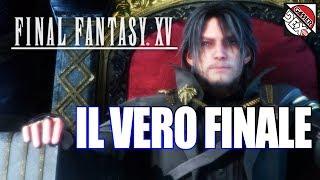Episode IGNIS - il VERO FINALE di Final Fantasy XV [spoiler] - Teoria degli Omen