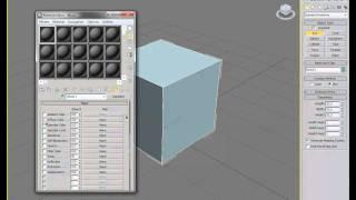 كيفية إنشاء براق & عثرة نسيج من Difuse وكيفية تطبيقها في 3DS MAX 2012